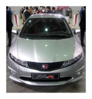 Honda Civic Type R by LeBohemien