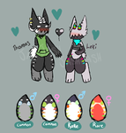 JawBunny Litter Adopts CLOSED by JashJash