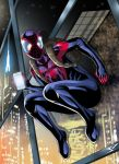 Ultimate Spiderman on the wall by JonathanPiccini-JP