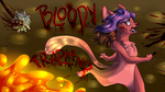 Bloody Trapland by Noellestick