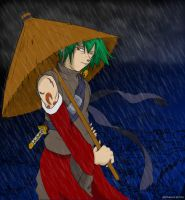 Naruto - Dark and Rainy Days by Gevurah