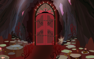 Gate to Tartarus by MysteryMelt