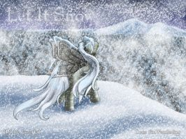 Winter Storm Fairy by customlpvalley