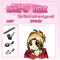 Make up meme by Laviynn