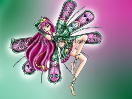 :WC: Roxy- Enchantix by Evilness321