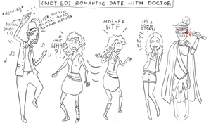 DoctorWho: not so romantic by szarosen