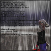 Tell me what the rain knows by Rubyjessicalockheart