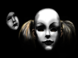 The Masked Family Children by PiperShriek