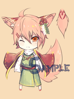 [Adopt]: Little Wolf [CLOSED] by Lijon