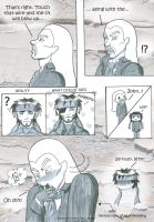 Revolver Ocelot Comic - MGS by YoungFreak92