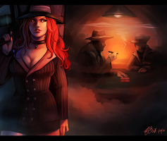 co: Mafia MF by Momo-Deary
