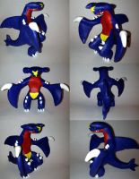 Garchomp by Elucious