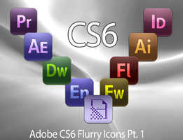 :: CS6 Flurry Set Part 1 :: by Sympli-Me