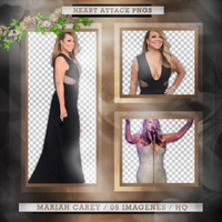 +Photopack png de Mariah Carey. by MarEditions1