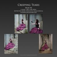 Creeping Tears Pack 90 by Elandria