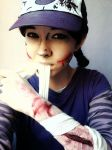 Clementine The Walking Dead Game cosplay by clemmu