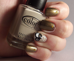 Coffee Nails by Ithfifi