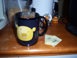 :lardgrinn: Mug by SparklyDest