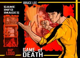 Bruce Lee Game of Death by Ganassa