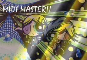 MIDI MASTER!! PPGver by Yang-Mei