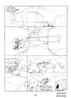 Sonic Heroes 2 Chap 05-12 Preview by Mortdres