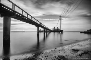 Sesb Jetty by Izwanshah