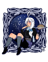 L- Space Cookie - Kei by NoriChama