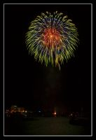 Fireworks 2 by RaynePhotography