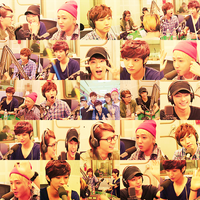 B1A4 on the Radio by gongchanbaragi