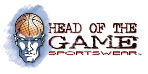 Head of the Game Basketball logo by Car2nst