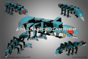 Alliance Carrier Study by dsherratt74