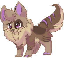 xCrystalStarsx :Chibi Commissh: by AppleDew