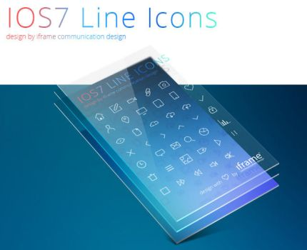 Ios7-icon-set by iframead