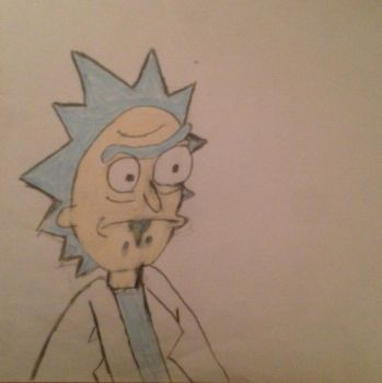 Rick From Rick And Morty by TheEpicGamer3000