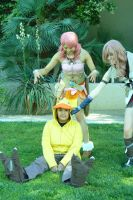 Chocobo Time by kairi-costumes