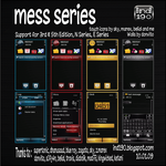 Mess Series by IND190