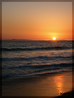 Sunset Over Catalina by Tomatogrower