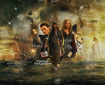 Pirates of the Caribbean by AdamOxford