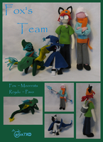 AatR - Fox7XD's Team by Fox7XD