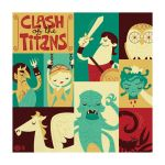Clash of the Titans by Montygog