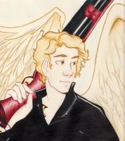 Angel With A Shotgun by JessiLou
