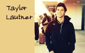 Taylor Lautner Wall 1280x800 by Loesie