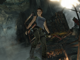 Tomb Raider Reborn vol3 by sk8terwawa