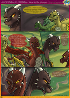 Accidental Elemental: Woe to the Unique, pg 16 by SekoiyaStoryteller