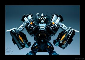 Ironhide DOTM by AmbientExposures