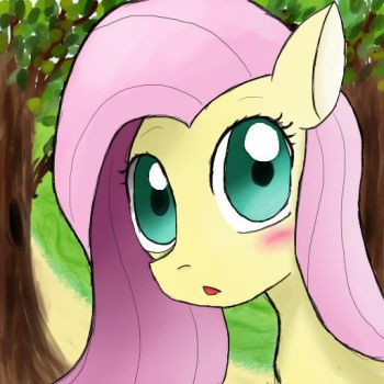MLP : Fluttershy by Bank1610