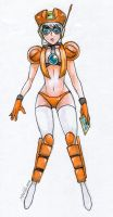 Humanized + Genderbender: Rung by MZ15