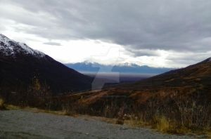 Alaskan Transition (Valley Overlook) by Howl-n-Hart