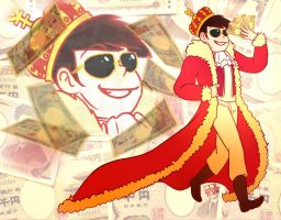 OSO MONEY MONEY MONEY by gakumi