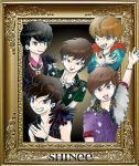 SHINee Dazzling Girl by Pulimcartoon